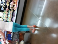 MILF supertight pants VTL shopping